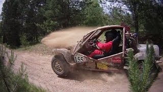 BAJA Off Road racing in Eastern Europe MONSTERS