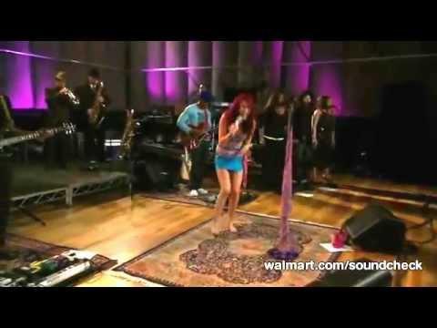 Joss Stone - Walmart Soundcheck 2007 - Full (6 songs + interview)