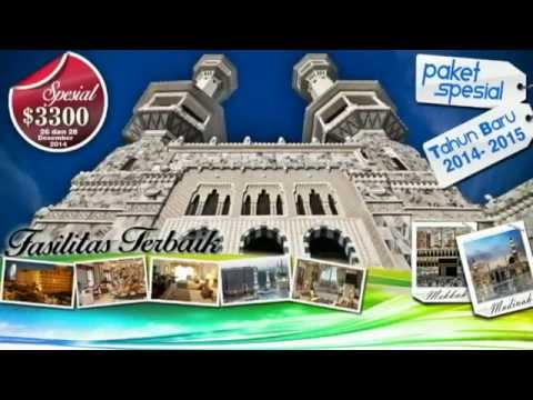 Video umroh plus turki maktour
