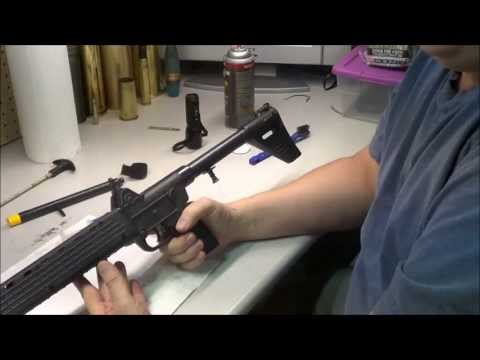 Kel-Tec Sub2000 Easy disassemble and reassemble