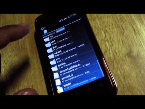 Cherry Mobile Flare to Galaxy S3 / S4 Transformation *no root*