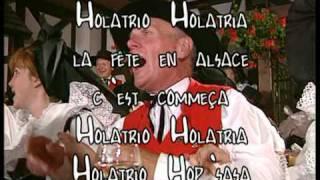 Download Lagu Holatrio holatria, chanson alsacienne pour créer une très belle ambiance Gratis STAFABAND