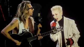 Watch Eurythmics The Last Time video