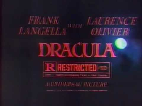 Dracula (1979) is listed (or ranked) 7 on the list The Best Dracula Movies