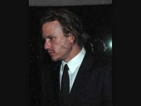 I will miss you - Heath Ledger