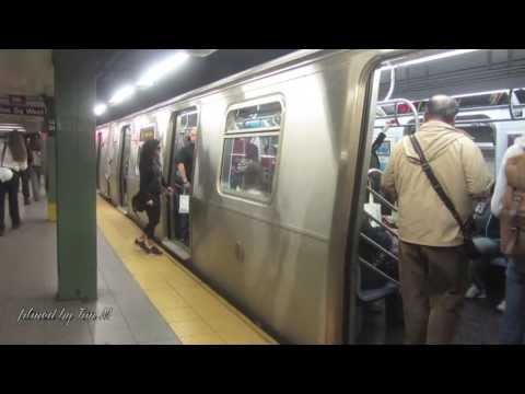 the most sophisticated subway video of New York City ever!!!! included are Manhattan and the Bronx Boroughs with all the train models ever conceived! can you...