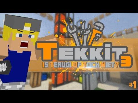 ''Het is terug! Of niet?'' - Minecraft Tekkit Deel 1