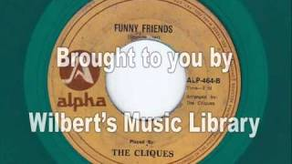FUNNY FRIENDS (Instrumental) - The Cliques