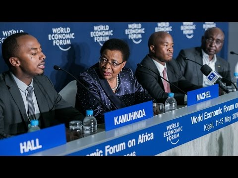 Africa 2016 - Press Conference: How can Africa rethink education and foster the next generation