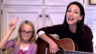Music for Kids - Sing with Suzi Season 1 - Ep #18  Way Up High In The Apple Tree