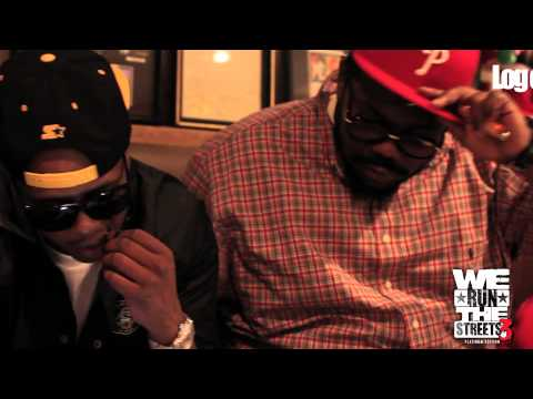 Studio Session: Beanie Sigel, Young Chris & Omillio Sparks Working On The State Property Reunion