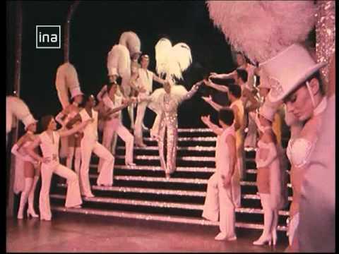 Josephine Baker Bobino 1975 colour