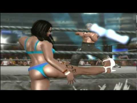 WWE Smackdown VS Raw 2009 Sex Me
