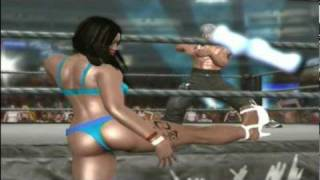 WWE Smackdown VS Raw 2009 Sex Me