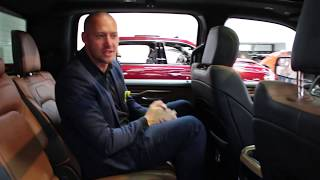 2019 Ram 1500 Laramie Longhorn Interior Features   Step Inside and Be Amazed!