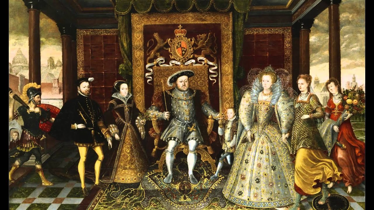 Art In Context Lisa Ford On Quot Allegory Of The Tudor