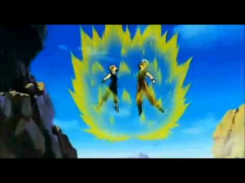 Dragon Ball Z Burn It Down Linkin Park