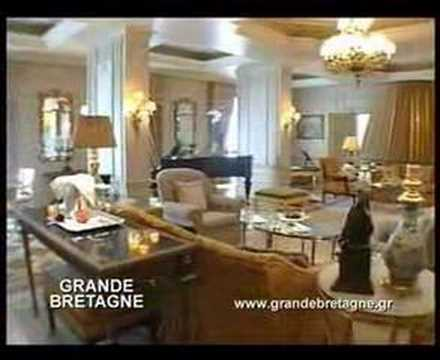 Hotel Grande Bretagne - Athens, Greece