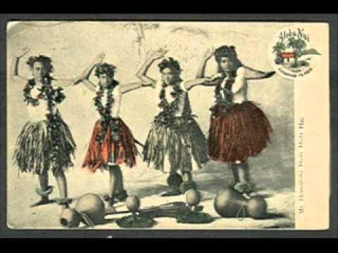 Ames Brothers - Hawaiian War Chant - Hawaii 1951 Roy Smeck&The Serenaders