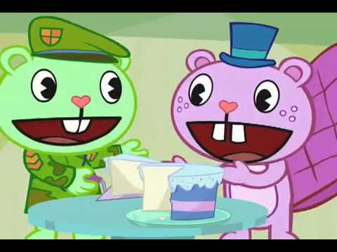 Happy Tree Friends - Lesser of Two Evils