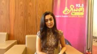 Pattathu Yaanai - Aishwarya Arjun Speaks Exclusively To Suryan FM 93.5 About Debut Film 'Pattathu Yaanai'