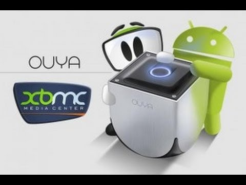 How to Install XBMC on OUYA (NOT THE OUYA-STORE VERSION)
