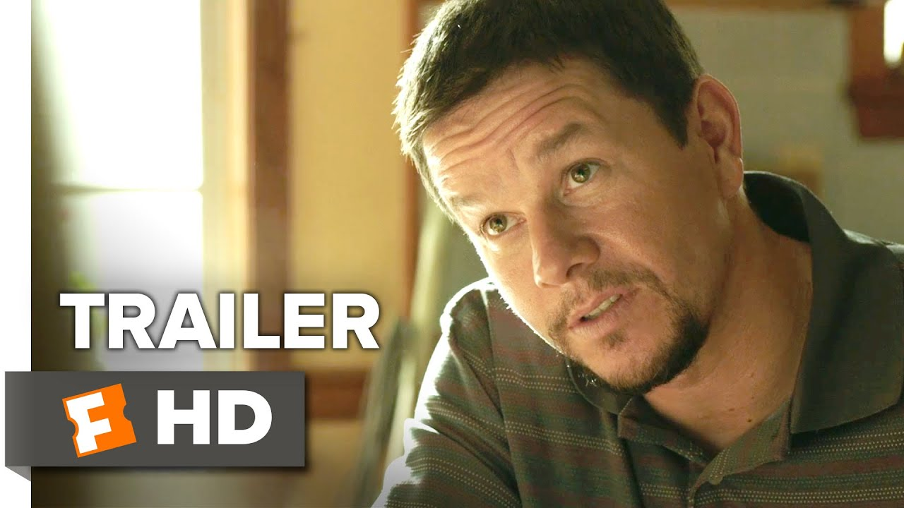 Deepwater Horizon Official Teaser Trailer #1 (2016) - Mark Wahlberg Movie HD