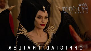 Official Trailer: Disney's Maleficent: Mistress of Evil - In Theaters October 18!... IN REVERSE!