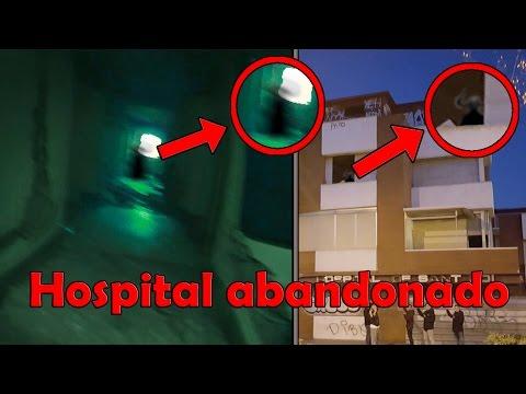 NO DEBERÍAMOS HABER ENTRADO AQUÍ... (hospital abandonado)