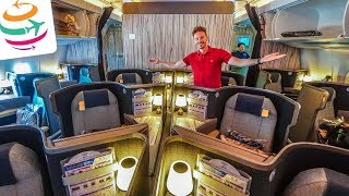 China Airlines A350 Business Class TPE-SYD, wunderbar! | GlobalTraveler.TV