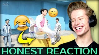 HONEST REACTION to BTS make their staffs, PD laugh so hard :)))
