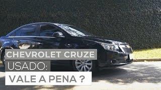 Chevrolet Cruze (sedã) usado: vale a pena