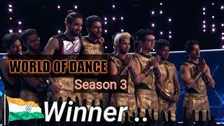 "WORLD OF DANCE FINALE  2019 | WOD Season-3 WINNER ""The Kings"""