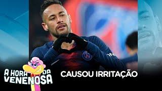 Neymar não volta ao trabalho e irrita clube francês