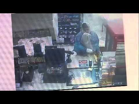 Raw Video  Cross Dressing Man Robs Palmview Store