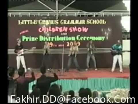 Masti by Ali Zafar (Dj-Group performing in LGGS)