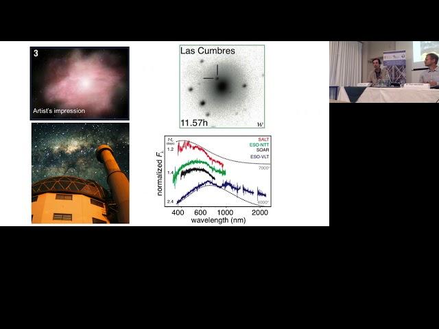 SAAO/SALT LIGO Announcement Press conference