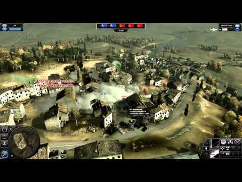 World In Conflict Битва с ботами 8 на 8 ад