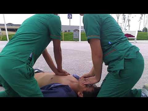 Reanimación Cardio-Pulmonar/Adulto/ Equipo 4