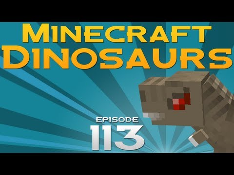 Minecraft Dinosaurs! - Episode 113 - Nothing with TheLMNOSteve
