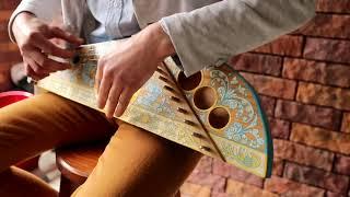 Gusli - string soundhealing instrument
