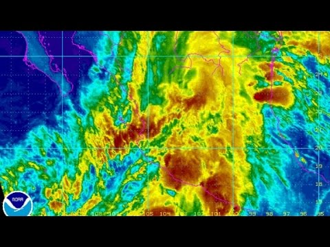 Hurricane Patricia weakens after landfall