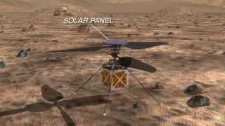 Crazy Engineering: Mars Helicopter