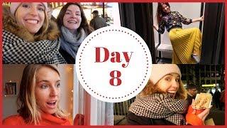 SCHWESTERNBESUCH & ERSTER SCHNEE | Vlogmas Day 8