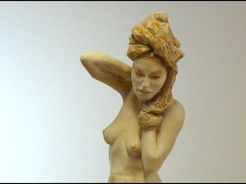 sculpture nude model  Wellness