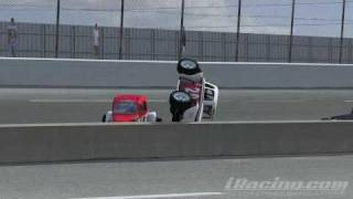 iRacing - My Best Random Crashs Scenes and Glitchs # 1