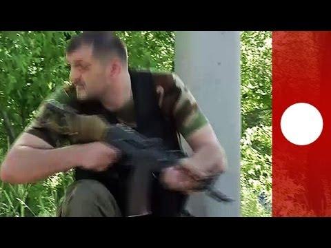 Ukraine: battle rages for Donetsk airport