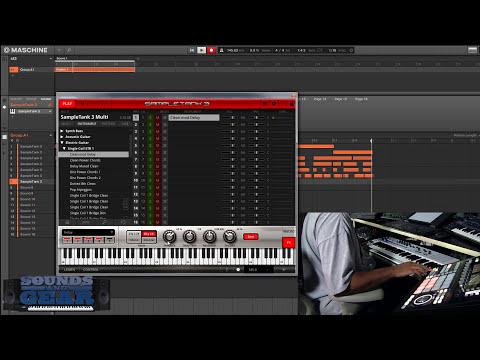 IK Multimedia SampleTank 3 review - SoundsAndGear.com