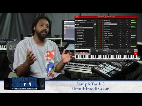 IK Multimedia SampleTank 3 review - SoundsAndGear.com