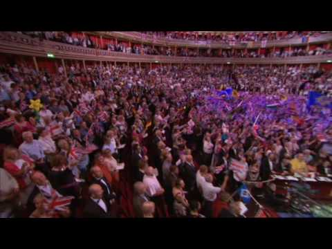 Land of Hope and Glory - Last Night of the Proms 2009.